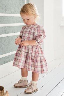 Next Tiered Dress (3mths-7yrs) - 278351
