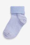 Next 5 Pack Pretty Turnover Socks
