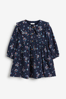 Next Printed Collar Dress (3mths-7yrs) - 278372