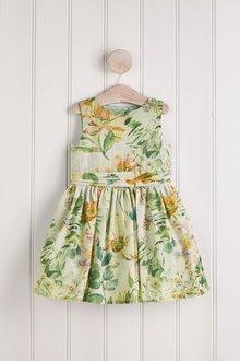 Next Floral Prom Dress (3mths-7yrs) - 278386