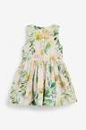 Next Floral Prom Dress (3mths-7yrs)