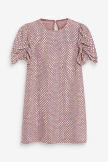 Next Sequin Dress (3-16yrs) - 278409