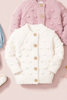 Next Chunky Bobble Cardigan (3mths-7yrs) - 278412