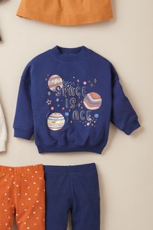 Next Space Is Ace Sweatshirt (3mths-7yrs) - 278503