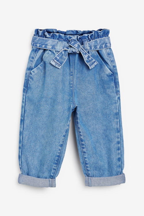 Next Pull On Tie Belt Jeans (3mths-7yrs)