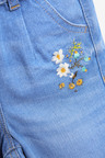 Next Butterfly Pull-On Jeans (3mths-7yrs)