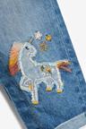 Next Unicorn Dungarees (3mths-7yrs)