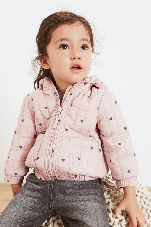 Next Print Quilted Jacket (3mths-7yrs)