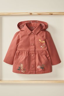 Next Embroidered Jacket (3mths-7yrs) - 278539