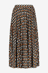 Next Pleated Midi Skirt-Tall