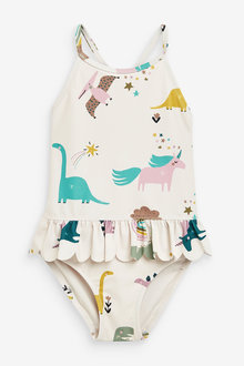 Next Skirted Swimsuit (3mths-7yrs) - 278610