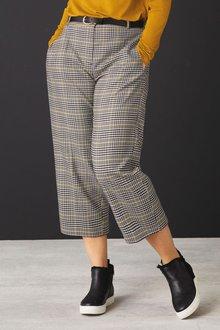 Next Belted Culottes-Regular - 278713