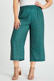 Sara Wide Leg Culotte - 279176