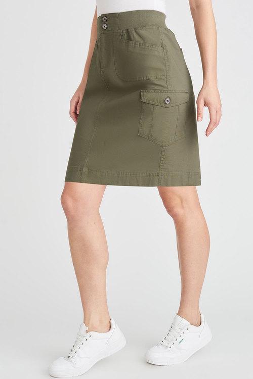 Capture Cargo Skirt