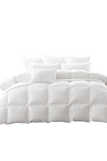 DreamZ 700gsm All Season Goose Down and Feather Duvet - 279672