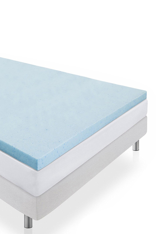 DreamZ 5cm Cool Gel Memory Foam Mattress Topper