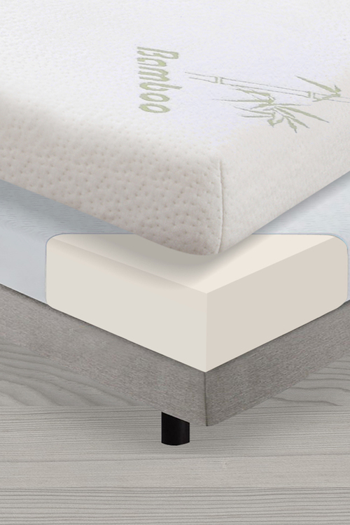 DreamZ 8cm Memory Foam Mattress Topper