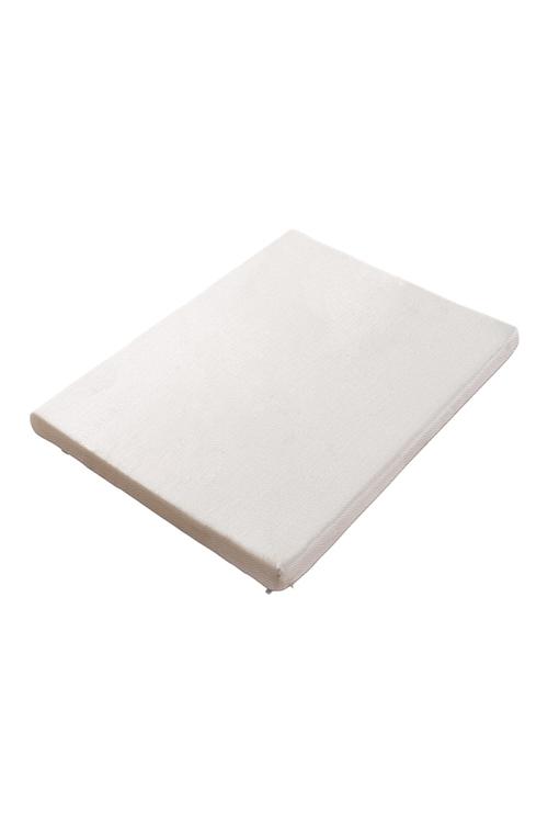 DreamZ 7cm Memory Foam Mattress Topper with Polyester Underlay