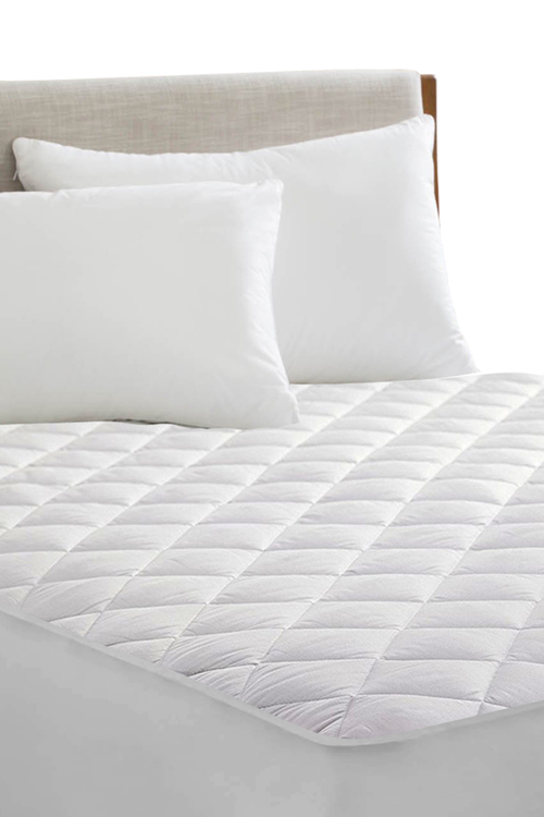 DreamZ Fully Fitted Waterproof Bamboo Mattress Protector