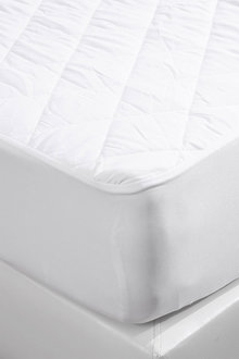 DreamZ Fully Fitted Waterproof Bamboo Mattress Protector - 279694
