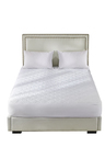 DreamZ Jacquard 100% Nylon Mattress Protector