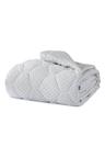 DreamZ Jacquard 40% Bamboo Fiber/ 60% Polyester Mattress Protector