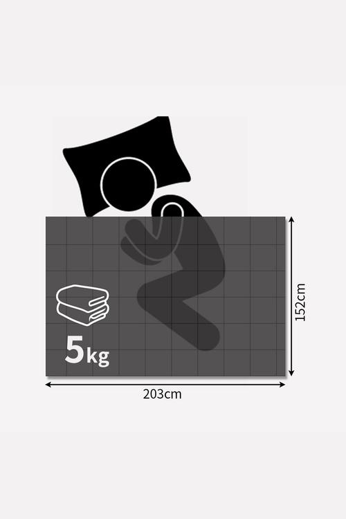 DreamZ 5kg Weighted Blanket