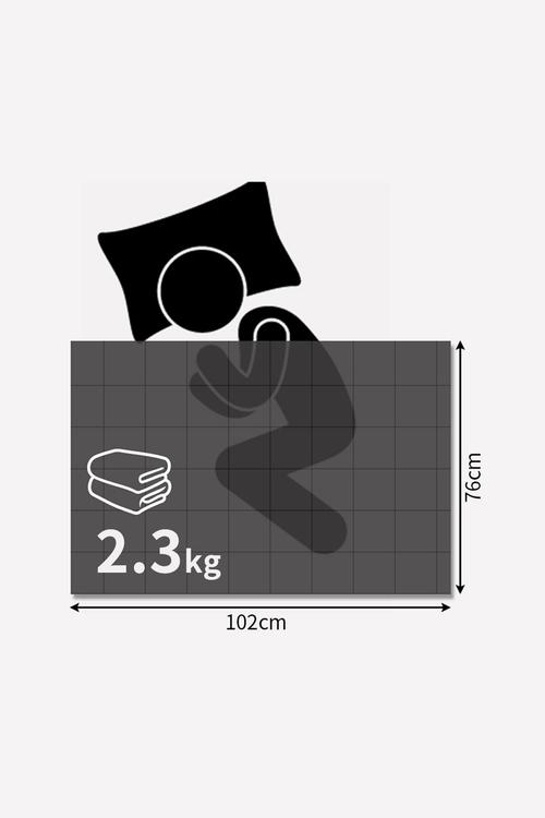 DreamZ 2.3kg Weighted Blanket