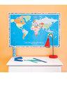 Personalised World Map