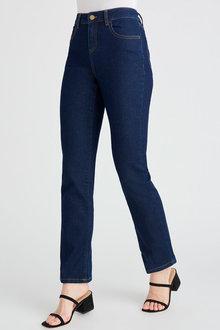 Capture 5 Pocket Straight Leg Jeans - 279782