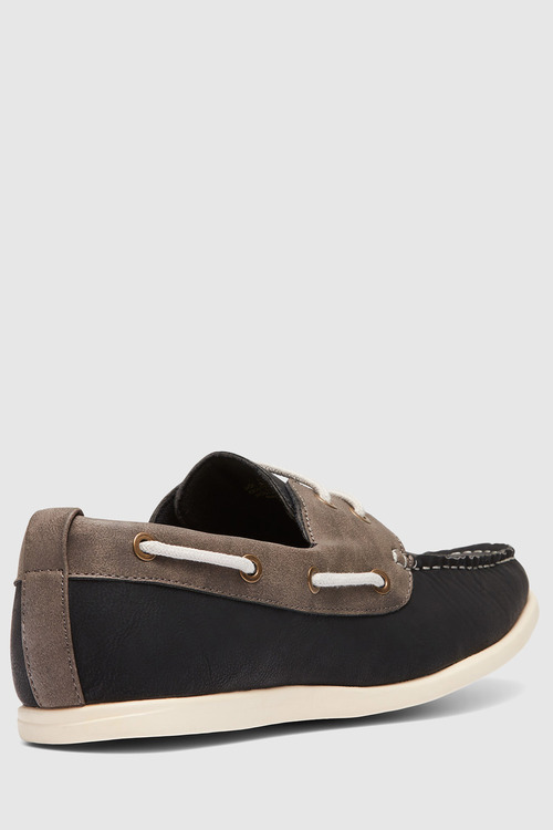 Uncut Shoes Abel Deck Shoe