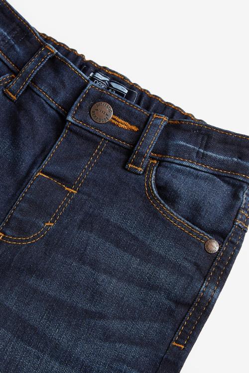 Next Indigo Slim Fit Slim Fit Jeans With Stretch (3mths-7yrs)