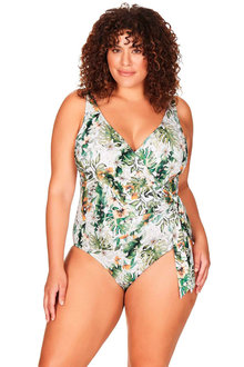 Artesands Viva La Eden Green Hayes Underwire One Piece - 280502