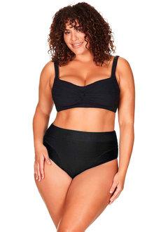 Artesands Aria Black Botticelli Bikini Top - 280509