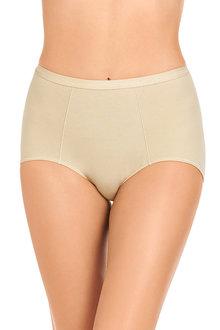Bendon Body Cotton Trouser Brief - 280525