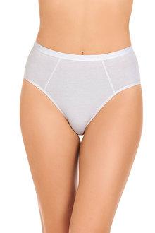 Bendon Body Cotton High Cut Brief - 280535