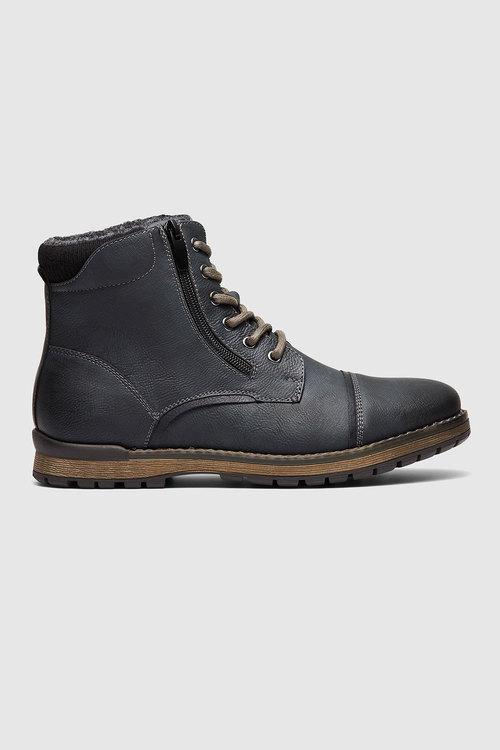 Uncut Shoes Marlboro Boot