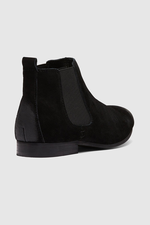 Uncut Shoes Macdonald Boot