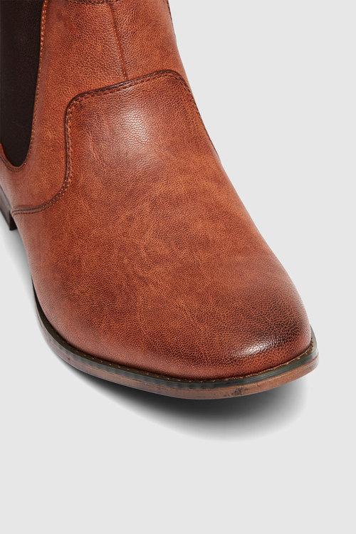 Uncut Shoes Cobden Boot