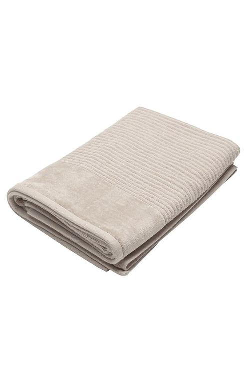 Jenny Mclean Royal Excellency 600gsm Sheared Border Bath Towel