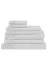 Jenny Mclean Royal Excellency 2000gsm 7 Piece Bath Linen Set