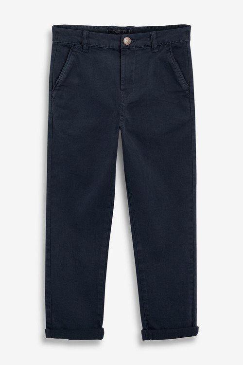 Next Loose Fit Chino Trousers (3-16yrs)