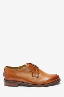 Next Modern Heritage Leather Derby Shoes - 281139
