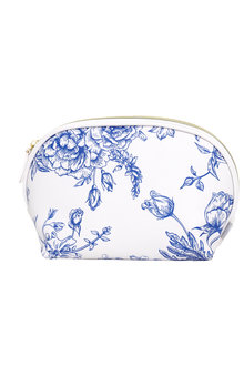 Splosh Sophisticated Hamptons Floral Cosmetic Bag - 281153