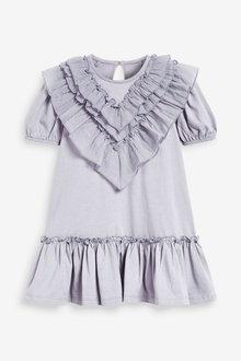 Next Ruffle Dress (3mths-7yrs) - 281273
