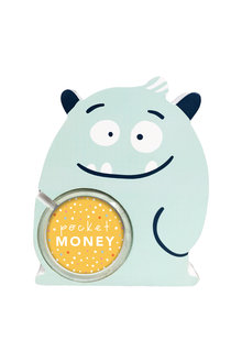 Splosh Colourful Kids Monster Money Box - 281282