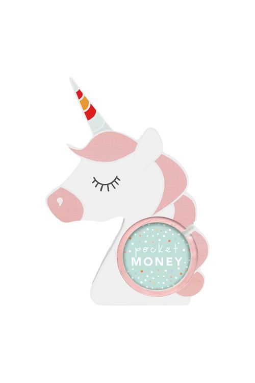 Splosh Colourful Kids Unicorn Money Box