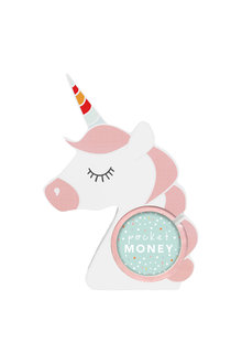 Splosh Colourful Kids Unicorn Money Box - 281283
