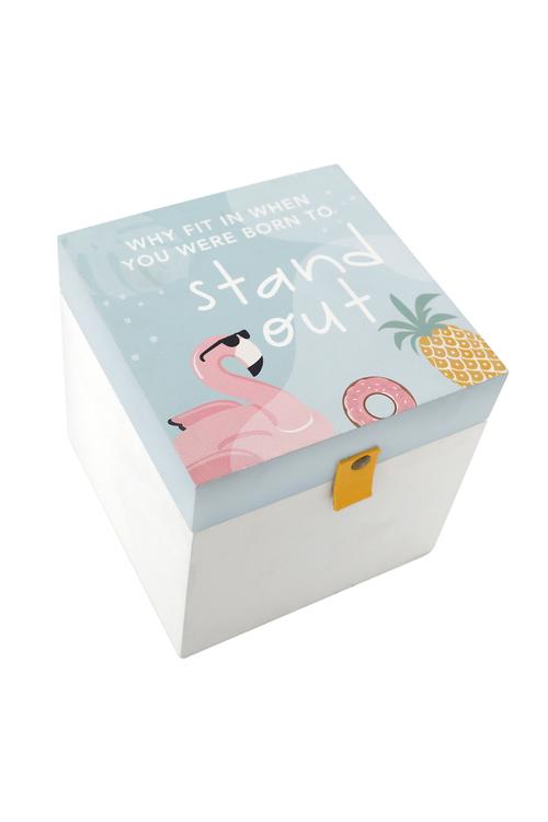 Splosh Colourful Kids Flamingo Play Box