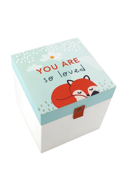 Splosh Colourful Kids Fox Play Box